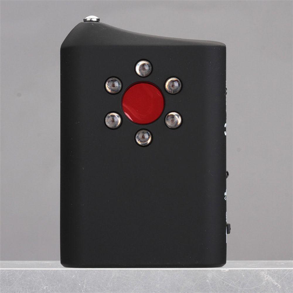 Rilevatore videocamera LDRF-DT1 multifunzione 2 in 1 Rilevatore di bug audio GPS GSM Lens Signal Tracker RF a piena frequenza