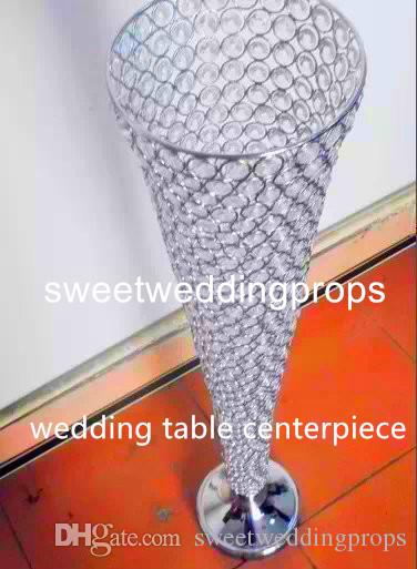 Wunderschöne Crystal Tisch Hochzeit Crystal Mandaps