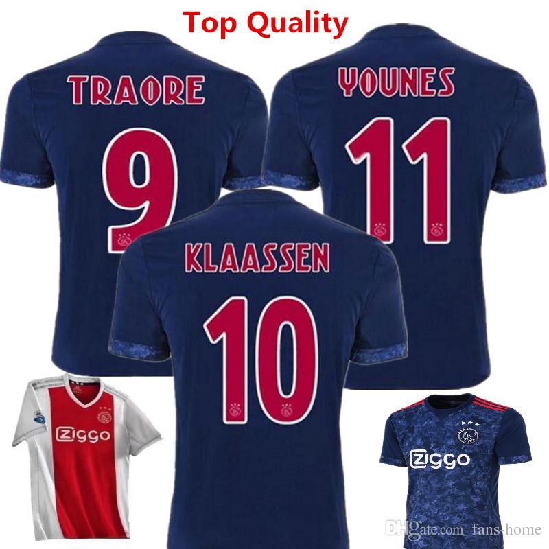 Bien-aimé 2018 Soccer Jersey Ajax Football Clothes 2017/2018 Netherlands  ZN19