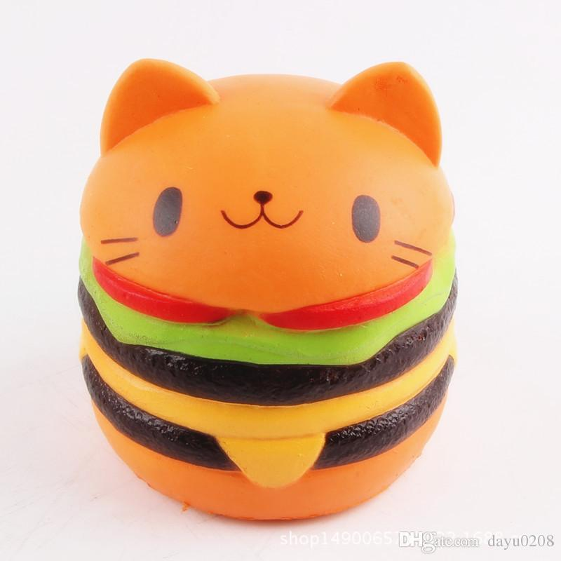 Toy Cat And Food