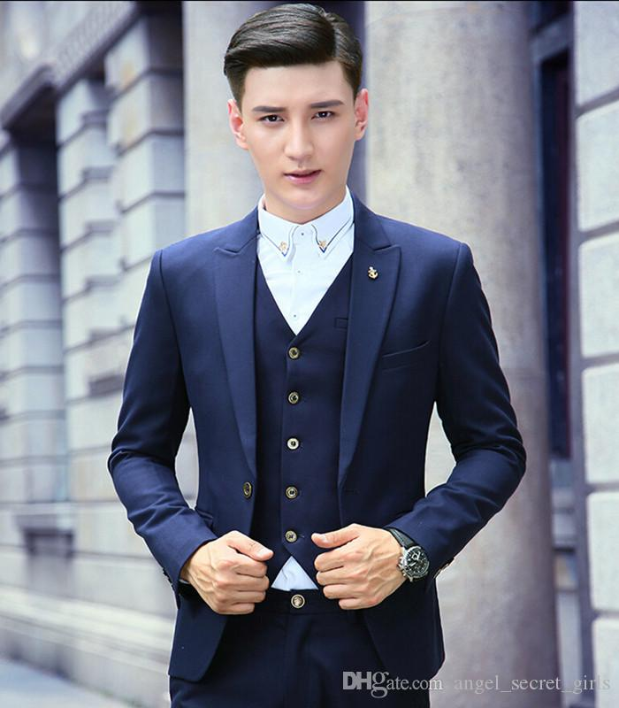 Slim Fit Suits For Prom - Hardon Clothes