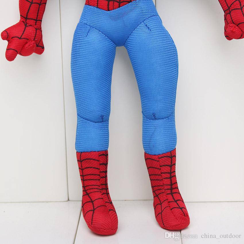 Maravilla libre del envío asombrosa linda El Vengador Spiderman 12