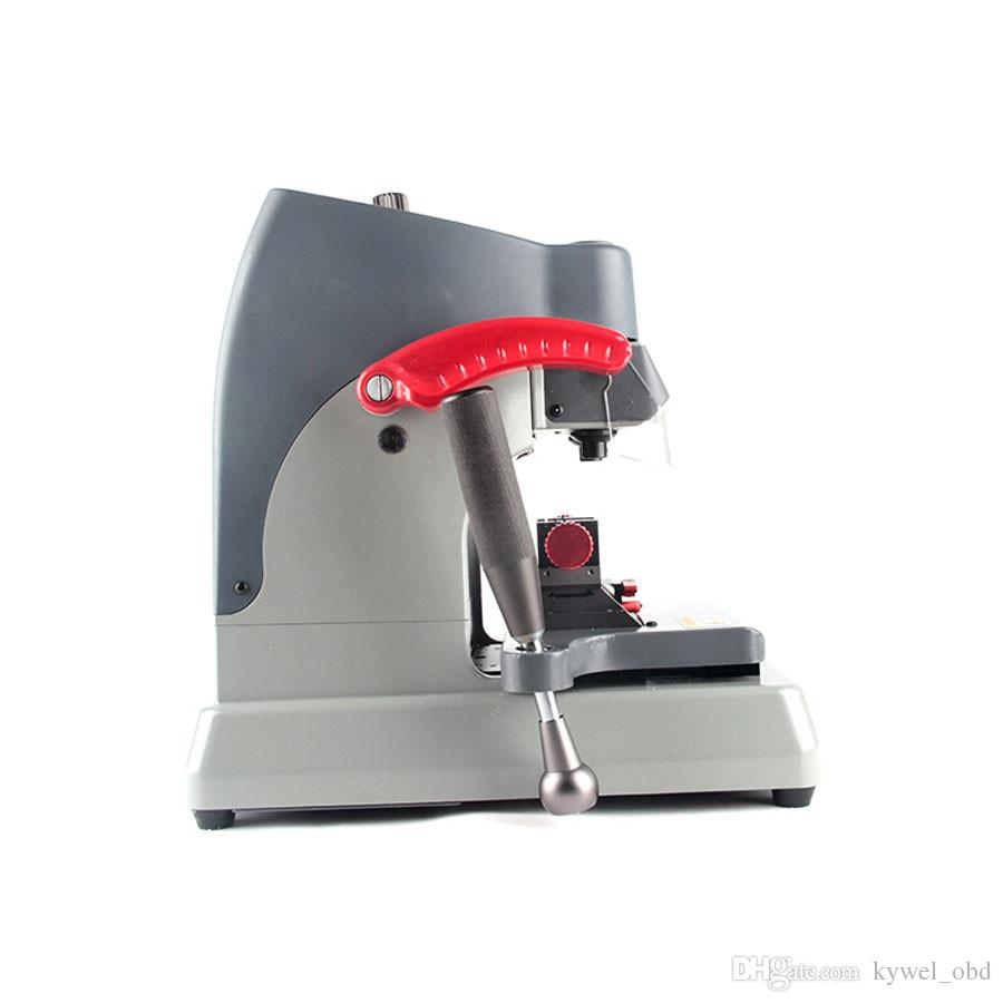 2017 Nueva JINGJI L2 Máquina de Corte Clave Vertical Lock Pick Tool Key Cutter Herramientas de Cerrajería