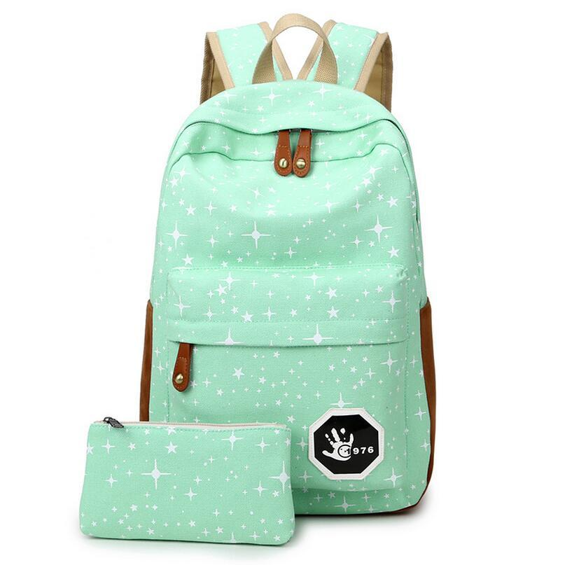 Wholesale Luggage Amp Bags New Cute Girl Star Pattern