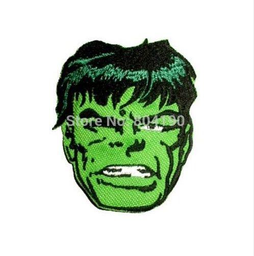 Hulk Face Cloth | Marvel | Towels - B&M  |Incredible Hulk Face Avengers