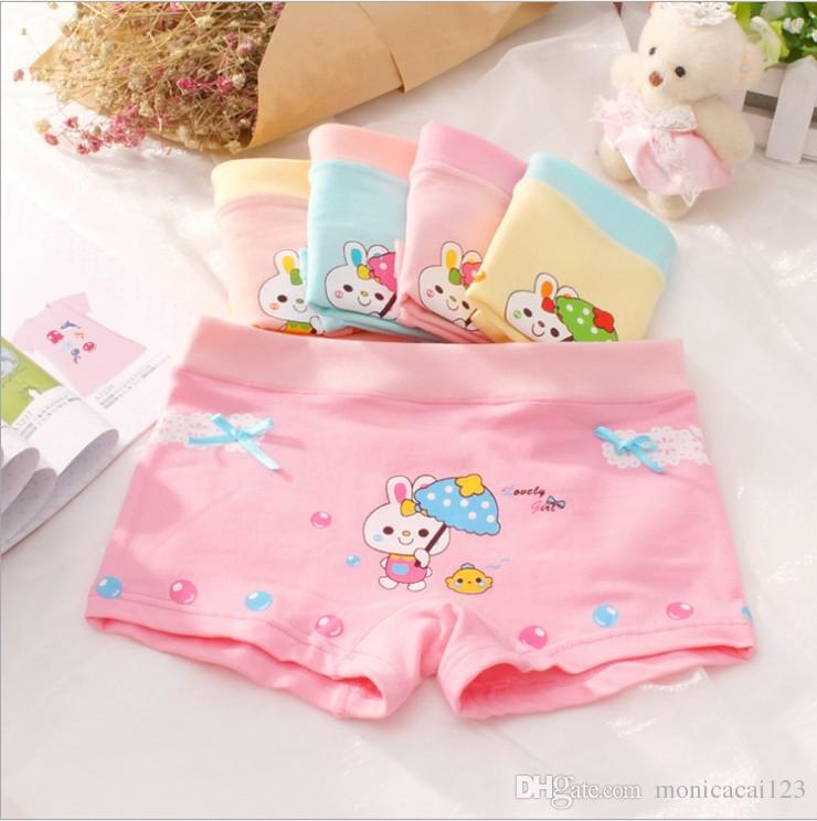 Baby Underwear Girl Boxers Cotton Shorts Cartoon Panties Lovely Design 10  Pics A Wholesale 1 001x Canada 2019 From Monicacai123 a73a381ed7