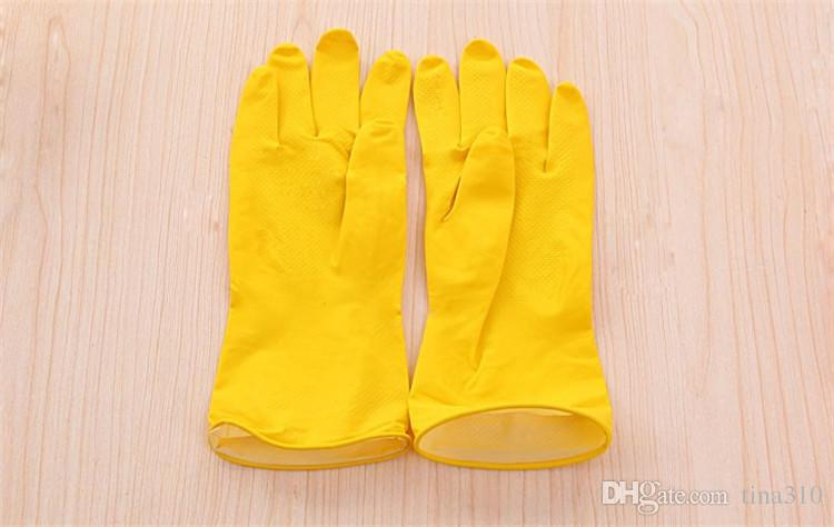 Hot sale Wash the dishes Housework gloves Waterproof gloves for washing clothes Household antiskid gloves IA959