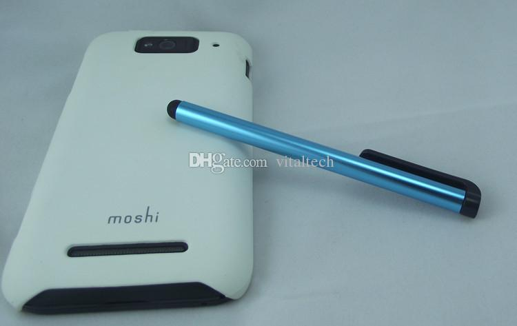 Capacitive Stylus Pen touch With iphoneful Universal Touch Screen Pen Stylus Pen For ipad2/3/4 iphone Samsung S6