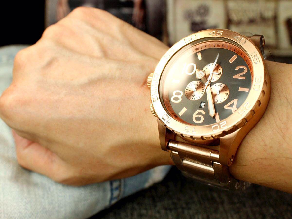 Gold Watch Tumblr Men