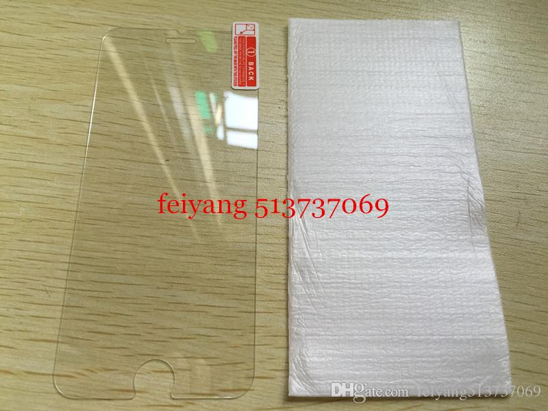 9H 2.5D Tempered Glass Explosion Proof screen protector Film for iPhone 8 5 5s 5c 6 6s 4s 4 7 plus