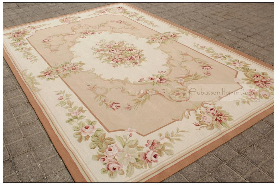 6x9 wool aubusson area rug shabby chic french pastel pink ivory rh dhgate com shabby chic carpet runner shabby chic carpet for sale