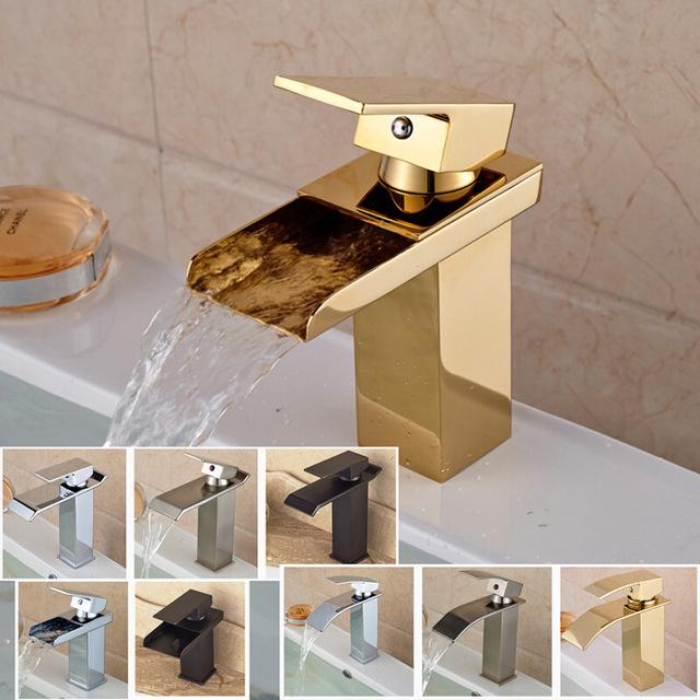 Wholesale Multiple Types Bathroom Basin Sink Faucet Single - Types of bathroom sink faucets