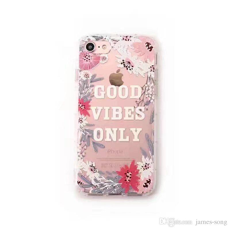 Für iphone 11 pro xs max xr x 6 6 s 7 8 plus hallo im sommer gute schwingungen nur liebe blume flamingo weiche silikon tpu abdeckung case