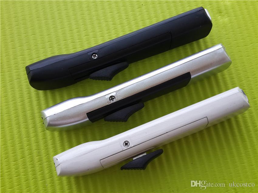 Hiçbir marka 007 Concord 14 S çift eylem otomatik bıçaklar 3Cr13 bıçak mızrak noktası Düz ABS plastik Kolu Taktik dişli çakı