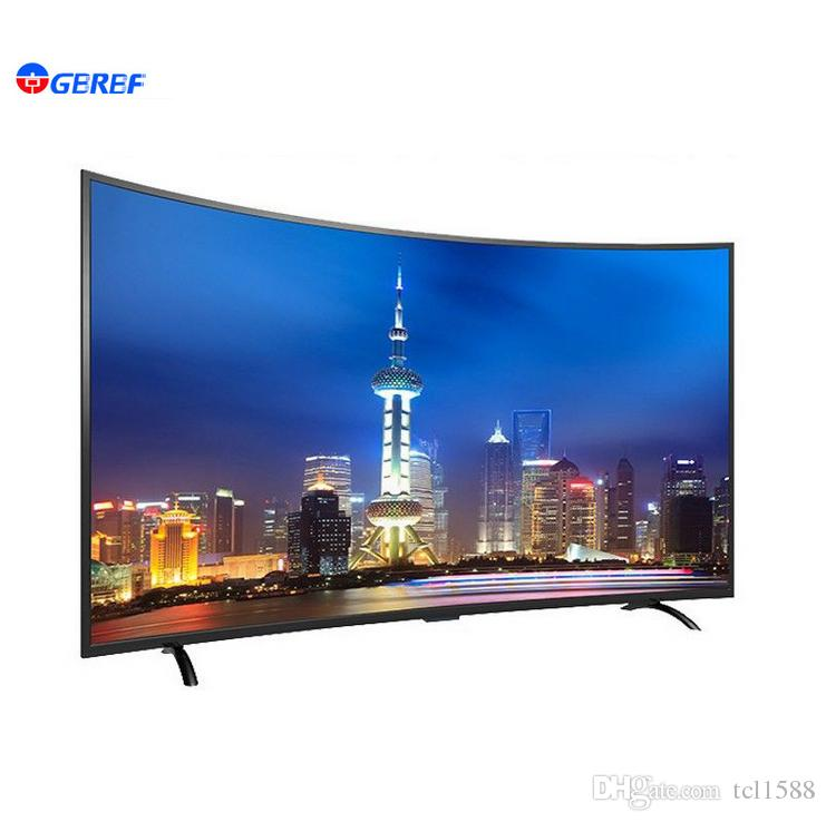 high quality tv exceed curved 32 inch 65 inch curved surface 4 k liquid crystal television flat led network television hdmi tv lcds from - 65 Inch Curved Tv