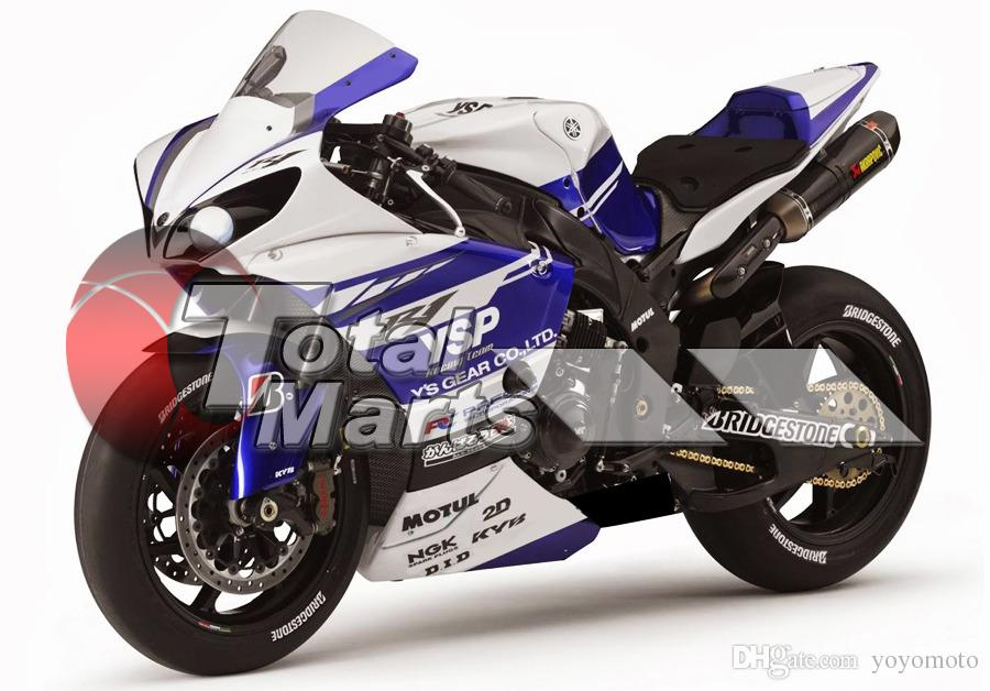Fairing For Yamaha YZF R1 YZFR1 YZF-R1 2012 2013 2014 Injection ABSBlue FD4232 Purple FD4225 Red FD4234 Black FD4222