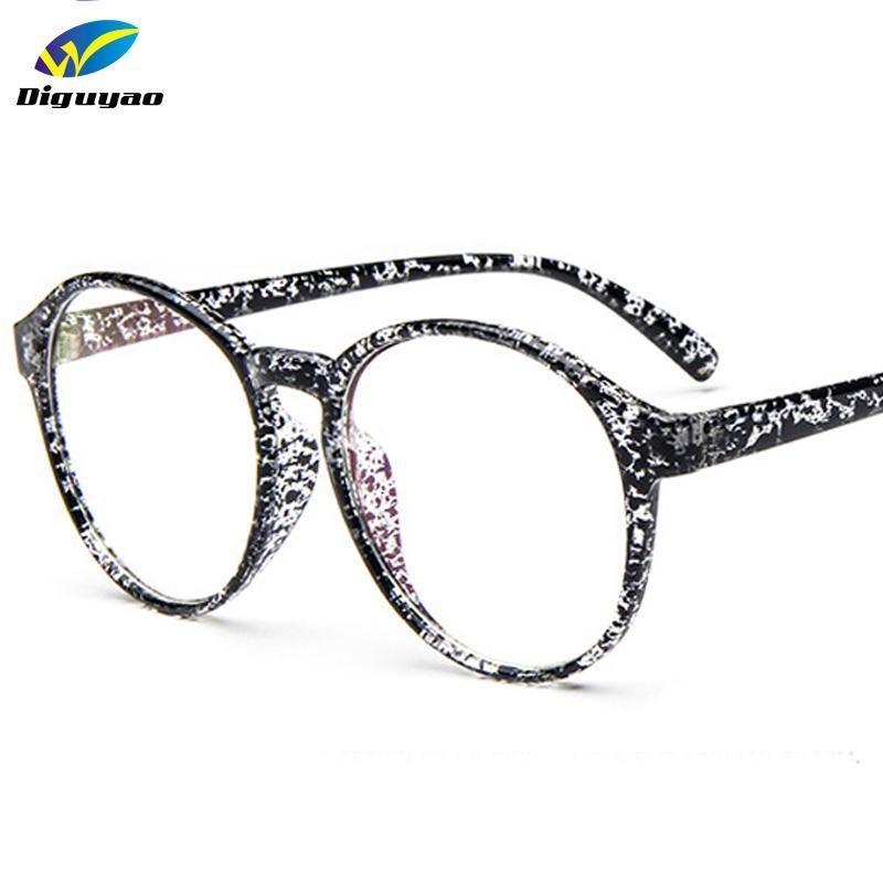 c51e7659365 2019 Wholesale 2016 Fashion Classic Round Glasses Women Ultralight Optical  Eyeglasses Myopia Vintage Glasses Frame Oculos De Grau Femininos From  Fashionkiss ...