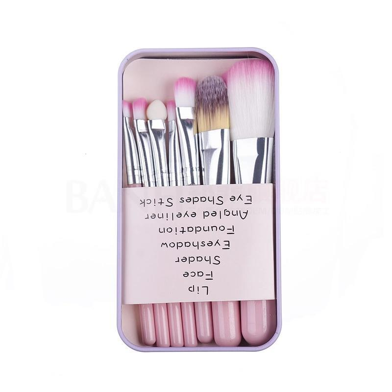 Hello kitty Makeup Brushes Brush Set Tools 2016 New Arrival Professional Fashion Brand Soft Nylon Makeup Cosmetic Make Up Brush