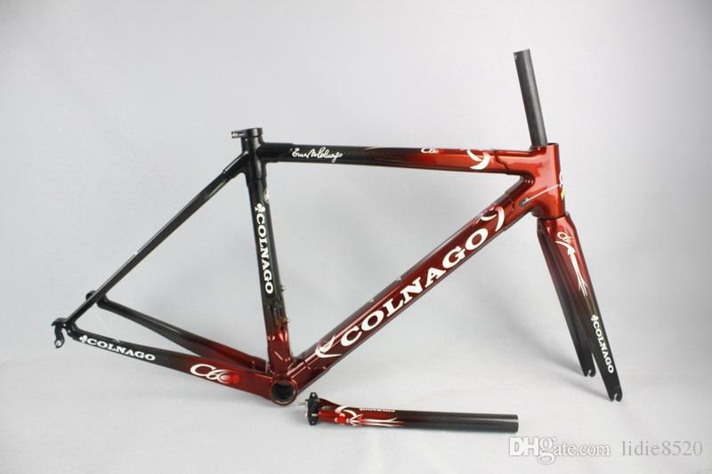 Hot Selling! T1000 carbon road bike C60 C7 carbon road frame time bicycle frame bb386 frame