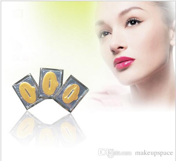 콜라겐은 단백질의 립스크 크리스탈 멤브레인 콜라겐 수분에센스 입술 마스크 입술이 통통하고 향상을 위해 여성과 남자