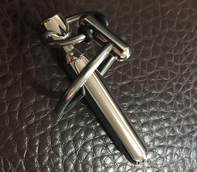 Nuovo acciaio inossidabile maschile Stretching uretrale Nizza caldo prodotti adulti BDSM Fetish Bondage GAY Sex Toys