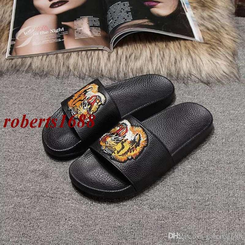 e7dee24803c 2017 New Arrival Mens And Womens Fashion Slippers with Animal ...