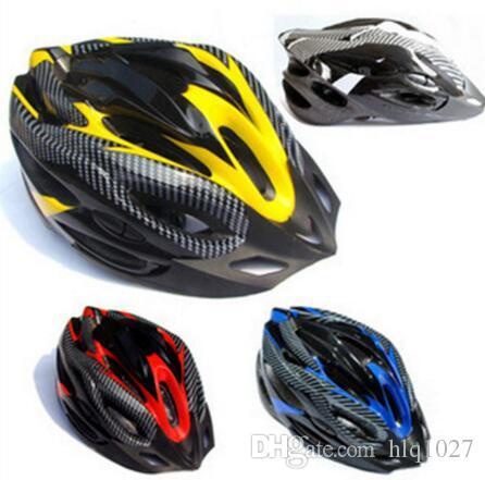 Casco de ciclismo de EPS Casco de seguridad de carreras de bicicleta Adulto profesional para hombre Casco de bicicleta Envío gratis