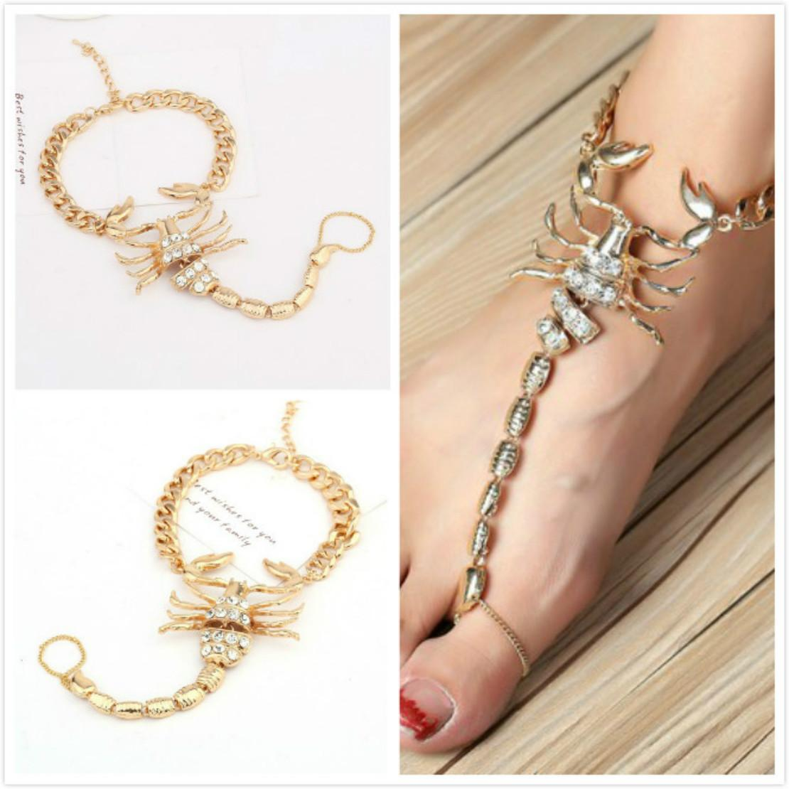 chain beach shipping jewelry star anklets yoga free charm shippinganklets gift anklet bracelet new foot layer multi pendant summer leg