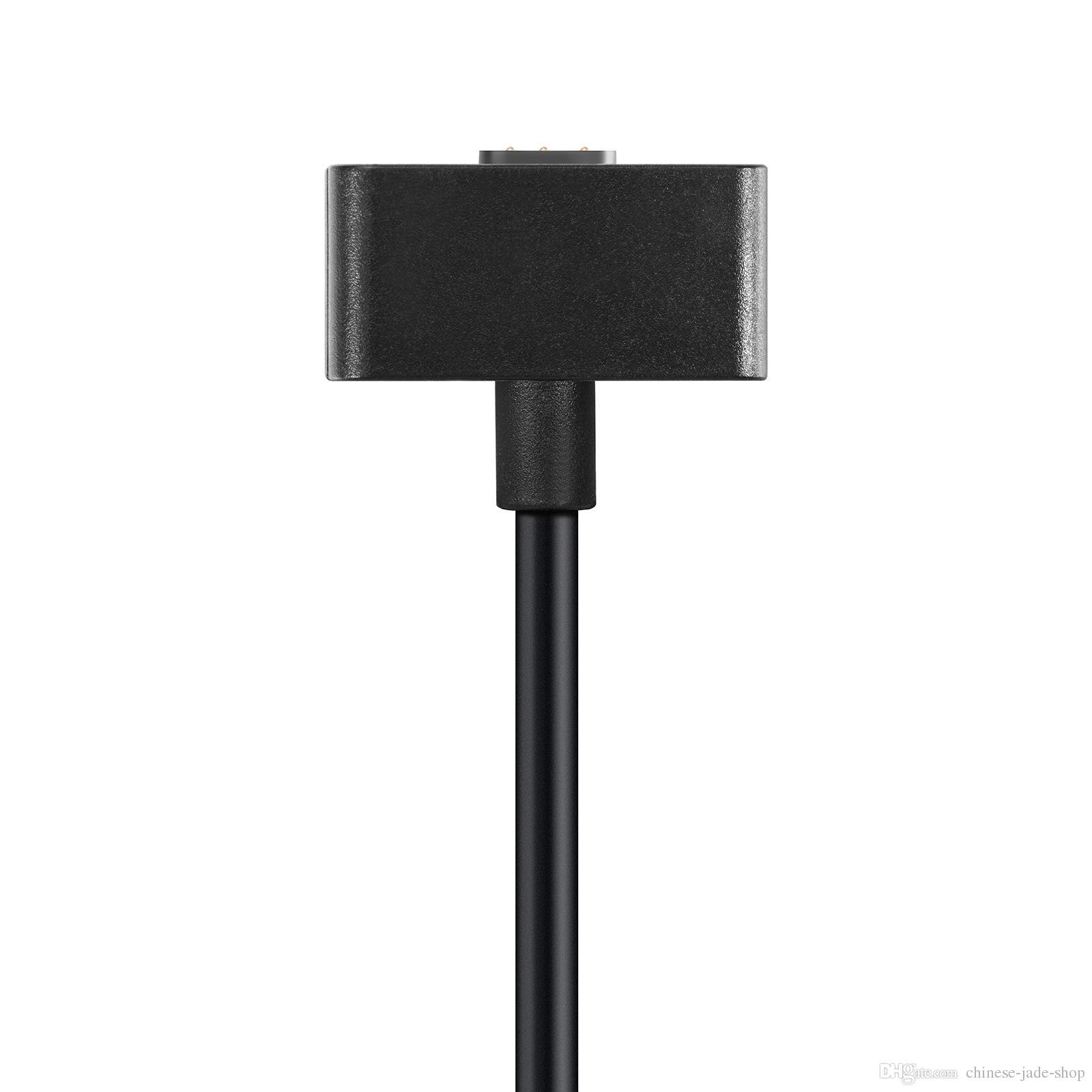 Chargeur de câble de charge de chargeur de puissance USB de 30cm 100cm pour Bracelet de poignet ionique Fitbit /