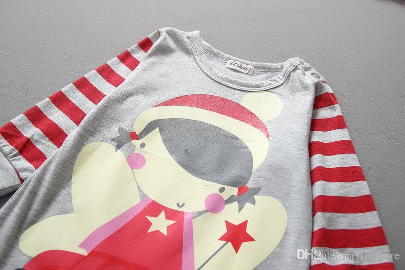 크리스마스 잠옷 아기 romper 세트 산타 클로스 유아 복장 회색 Jumpsuit 유니섹스 onisees legging warmer leotards 크리스마스 아이 의류 childre