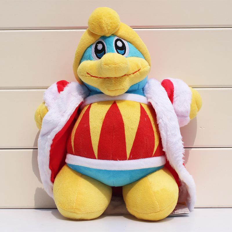 2018 Kirby Dedede Plush Toy King DDD Stuffed Movie & TV Doll ...