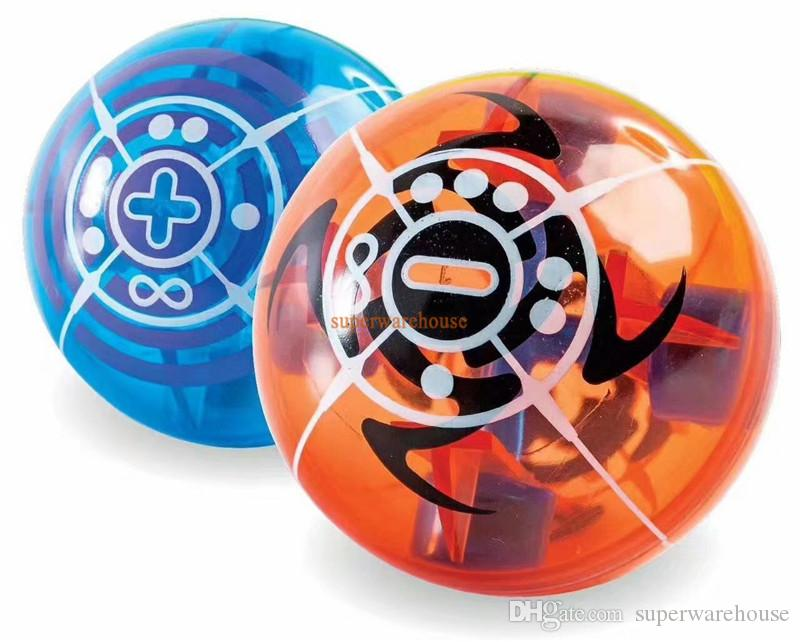 Magic Speed induction Magneto Spheres Magnetic Flashing Glowing Ball Spinner Toys Stress Reducer Christmas gifts Fidget spinner