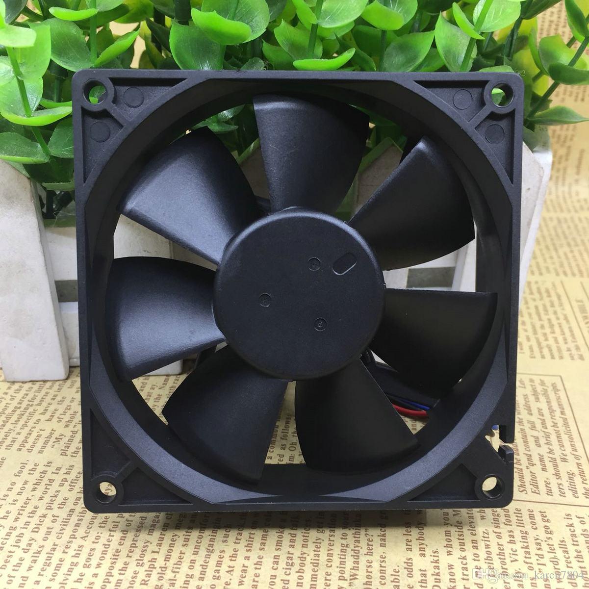 Ursprünglicher DELTA 92 * 92 * 25MM 9cm 24V 0.4A AFB0924VH Inverter-Kühlerlüfter