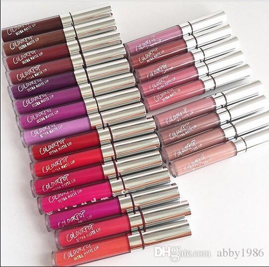 2017Top quality ColourPop Cosmetics Ultra Matte Lipstick Koala Vice Lip Colour Pop fast shipping+with gift