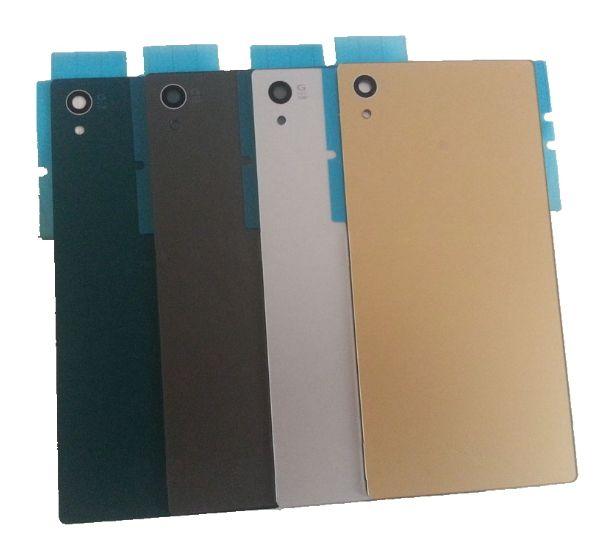 Battery Housing Door Back Cover Case for Sony Xperia Z L36h Z1 L39h Z1mini Z2 D6502 Mini Z3 D5803 Z4 Z5 Premium z5mini DHL Free