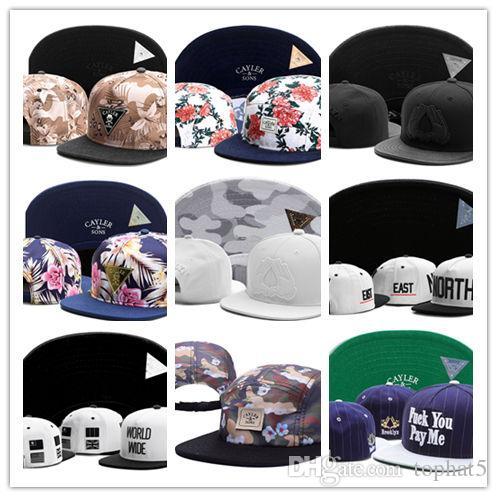 Cheap Team Snapbacks Football Caps Baseball Men And Women Cayler ... 881369a4ffd