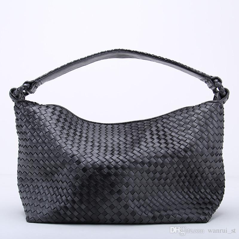 Großhandel Top-Qualität Damen Leder Handtasche Frauen Mädchen Umhängetasche Marke Designer Tasche für Frauen Top Griff Tasche Totes Geldbörse Brieftaschen