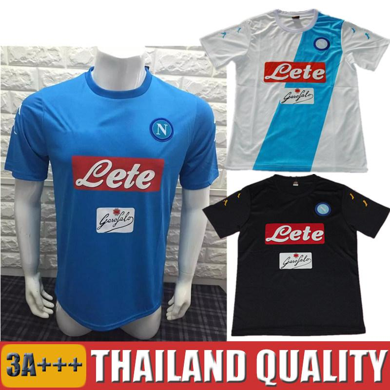 Napoli Jersey 2017 Maglia Naples Home Away Third Gray 16 17 Thai Quality  INSIGNE HIGUAIN HAMSIK Shirt Camiseta Napoli Jersey Napoli Jersey Napoli  Jersey ...
