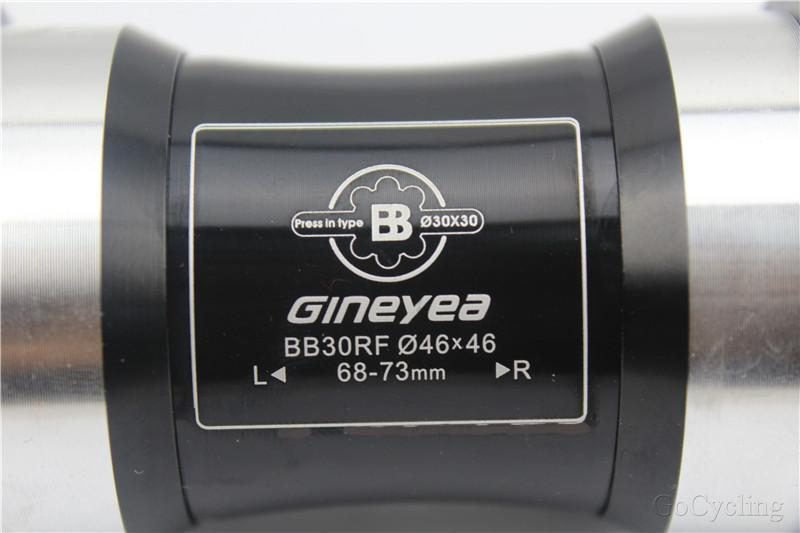 PF30 محول الصحافة صالح أسفل قوس 46 ملليمتر خلال نقل المحور إلى 30 ملليمتر محول ل أجزاء الدراجة الطريق الجبلية كامبي