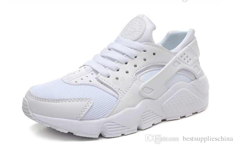 scarpe huarache bianche