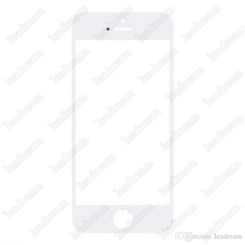 New Front Outer Touch Screen Glass Replacement for iPhone 5 5s 5c with Tools Free DHL
