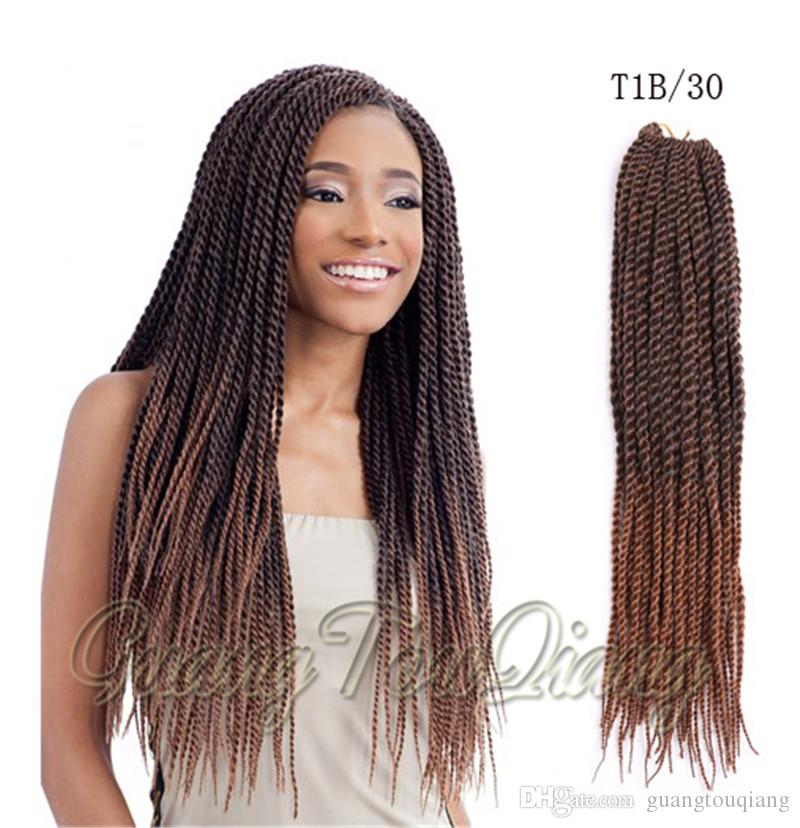 2018 afro kinky twist crochet hair 18inch 30strands havana mambo 2018 afro kinky twist crochet hair 18inch 30strands havana mambo twist crochet braids synthetic crochet braiding hair extensions from guangtouqiang pmusecretfo Gallery