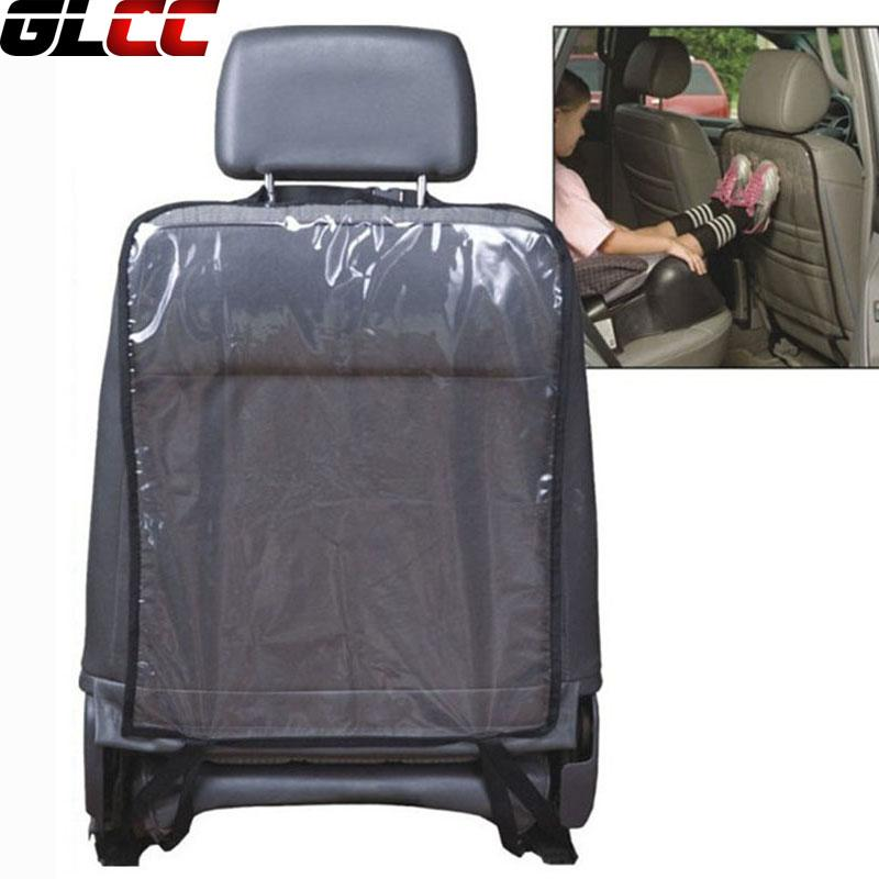 Kids Car Auto Seat Back Protector Cover For Children Kick Mat Mud ...