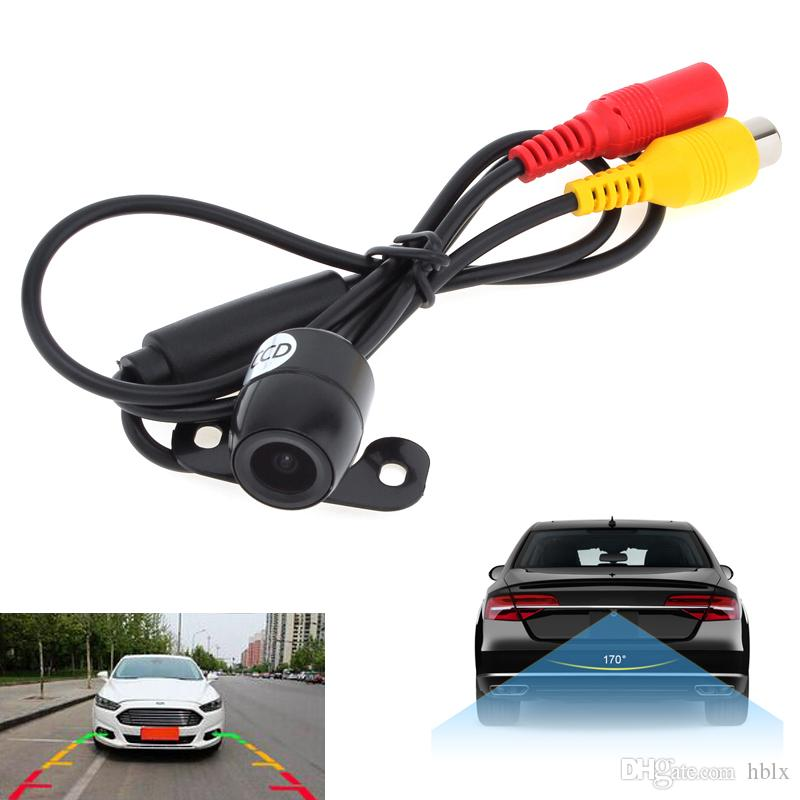 New Arrival E306 18mm Color CCD Outside & Water-Resistant Car Rear View Camera CAL_025