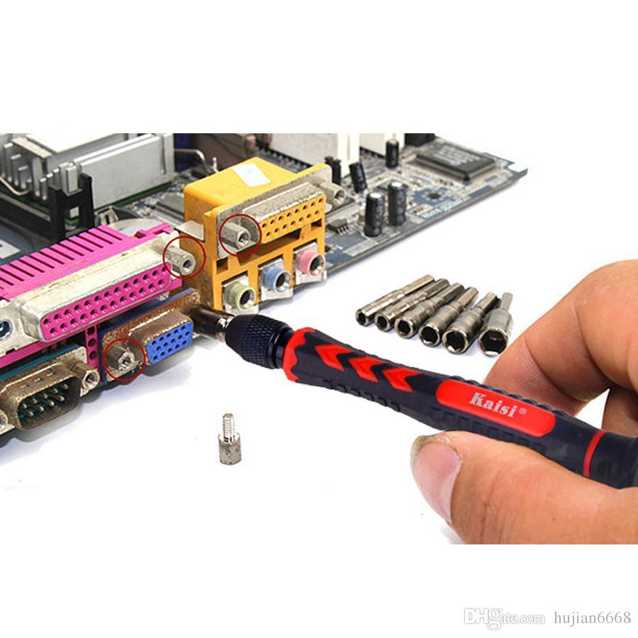 قيسي Precision 38 في 1 مفك مجموعة من S2 الكروم الفاناديوم الصلب تفكيك الأدوات المنزلية للهاتف iPhone ipad mac
