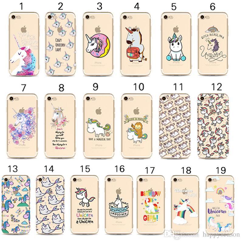 coque iphone 8 unicorn