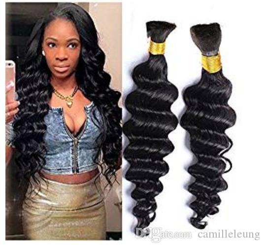 Bulk hair weave wholesale image collections hair extension wholesale deep weave bulk braiding hair 100 human hairmicro wholesale deep weave bulk braiding hair 100 pmusecretfo Gallery