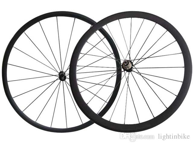 66d89a79976 Mix Carbon Road Bike Wheels Front 24mm Rear 38mm Clincher tubular Road Bike  Wheelset Superlite Powerway R36 Hub Carbon Wheels Road Bike Wheel 24 Mm  Clincher ...