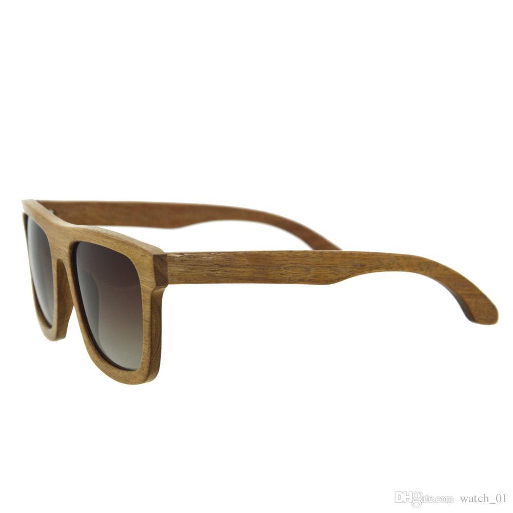 e57427d90c Compre MARCA HALLOWEEN Gafas De Sol De Madera KOA Vintage Hombres / Mujeres  Gafas Verdes Polarizadas Protección De Lentes Redondas Gafas Sunglasse A  $16.72 ...