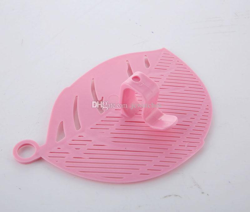 Feuille Forme Riz Laver Tamis Haricots Pois Gadget De Nettoyage Pinces De Cuisine Outils